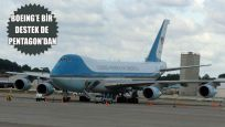 Pentagon: Air Force One yenilenmeli