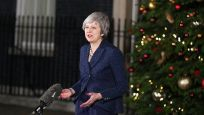 Theresa May'den Tony Blair'e Brexit tepkisi