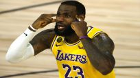 Lebron James'ten Donald Trump'a sert tepki