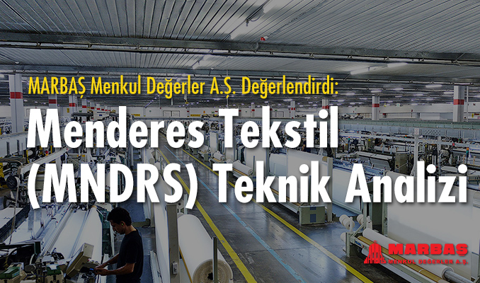 Menderes Tekstil'in (MNDRS) teknik analizi