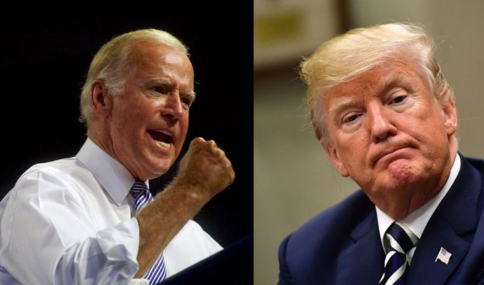 Trump: Joe Biden beceriksiz ve budala
